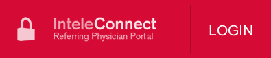 InteleConnect Portal login